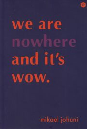 We are Nowhere and Its Wow (front)