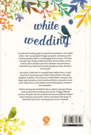 White Wedding belakang