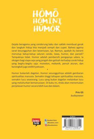 Homo Homini Humor Belakang